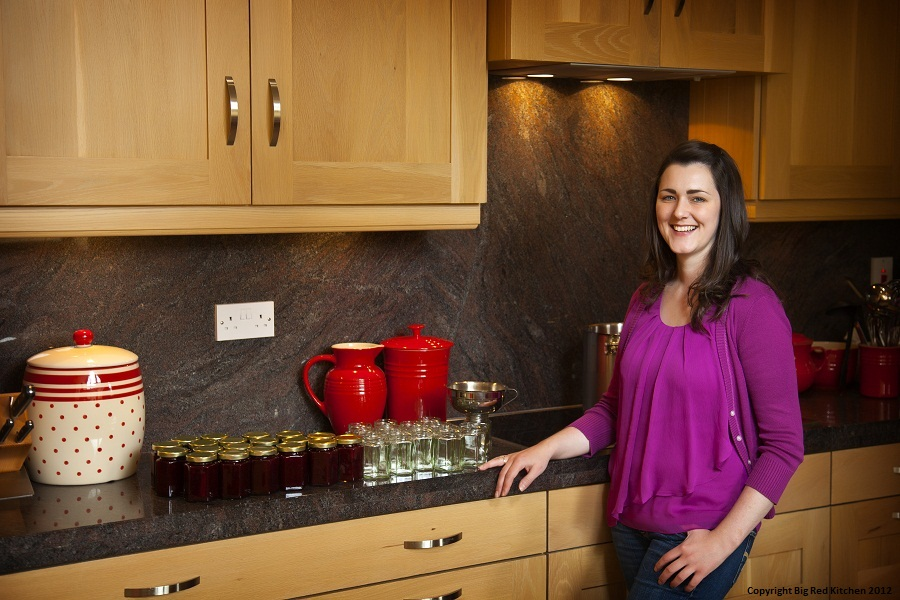 Nicola Smyth of Big Red Kitchen