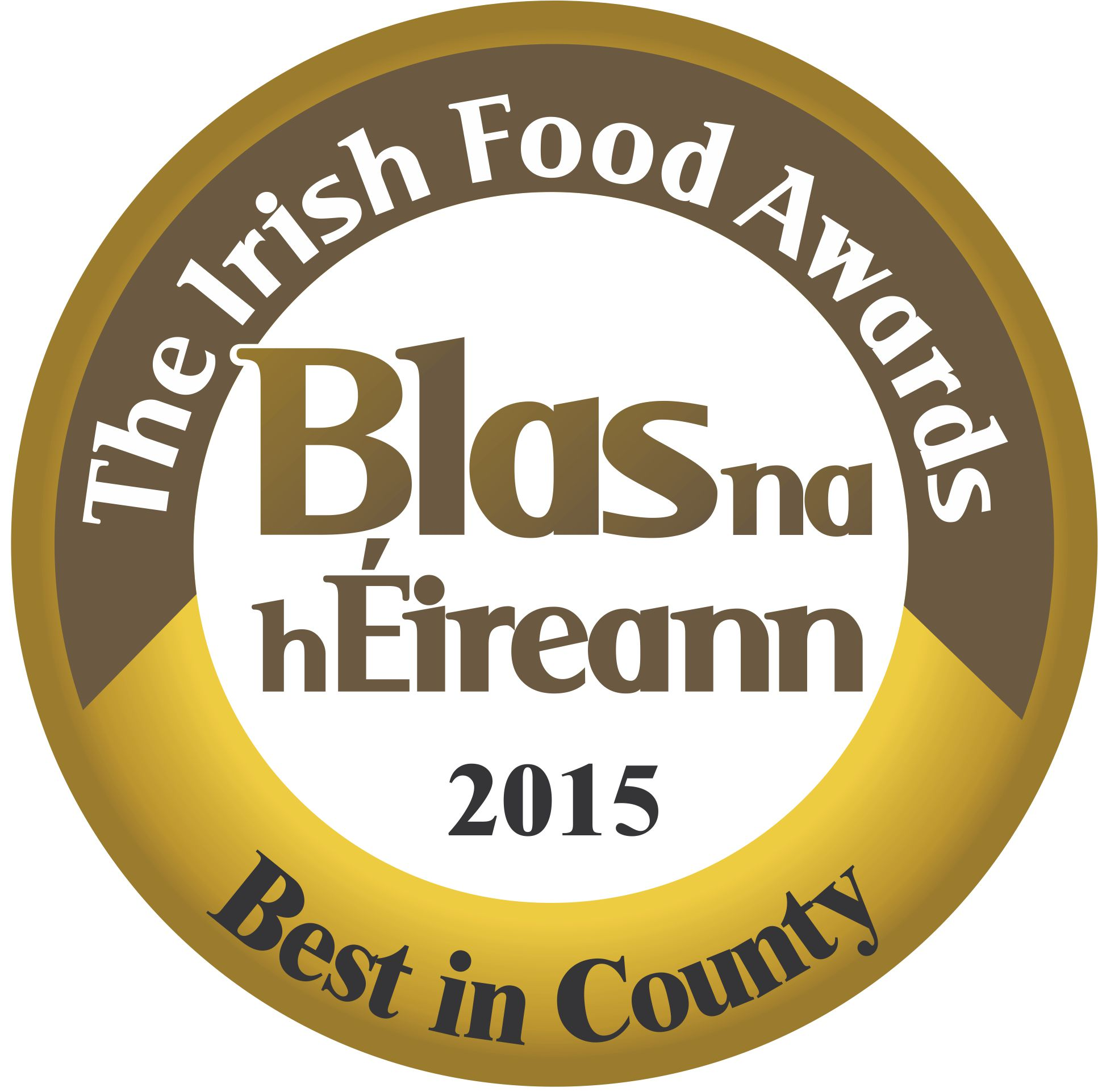 Blas na hEireann 2016 Best in County
