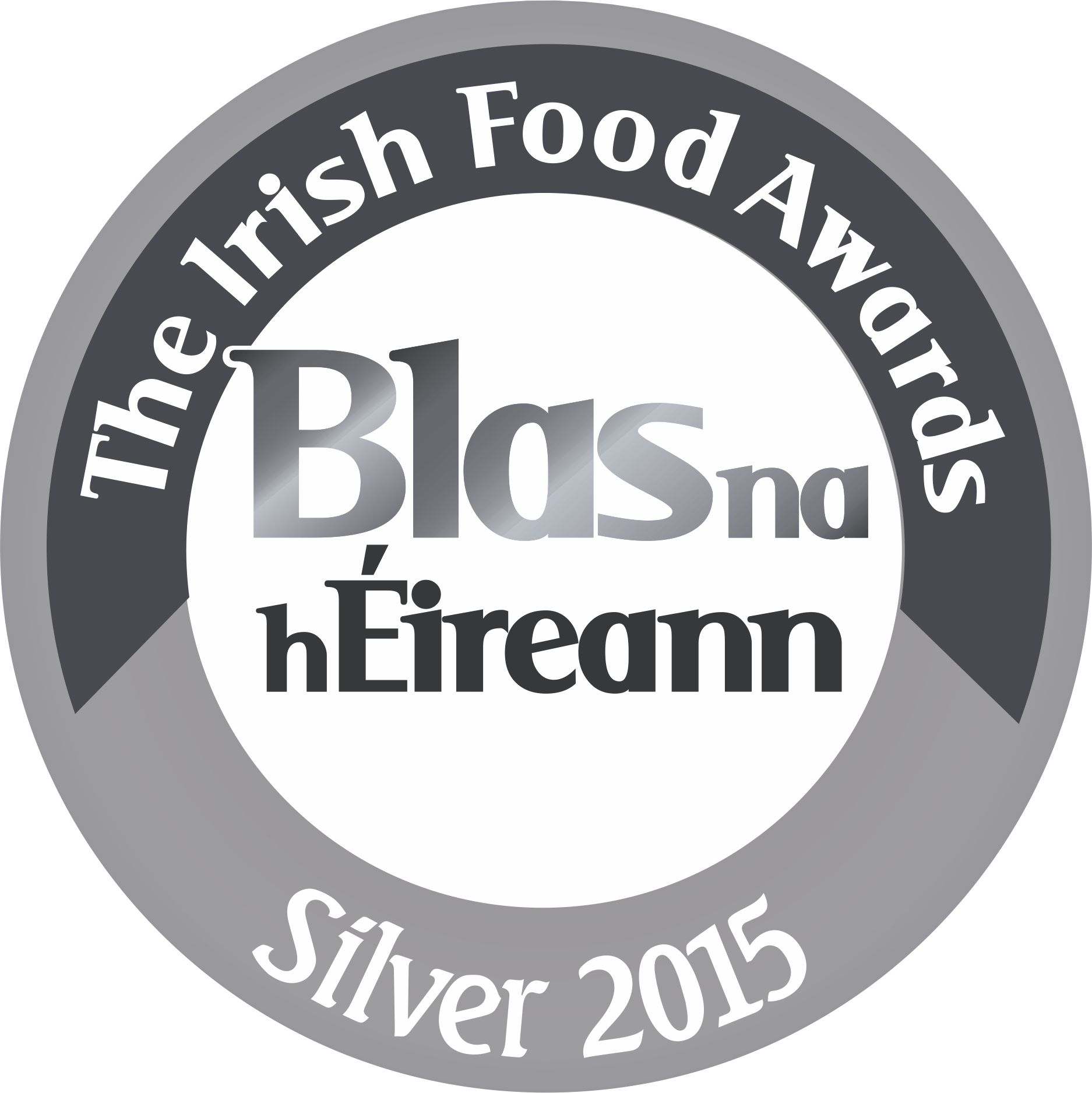 Blas na hEireann 2015 - Silver for Salted Butterscotch Sauce