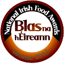 Bronze Medal - Irish Blackberry Dessert Sauce