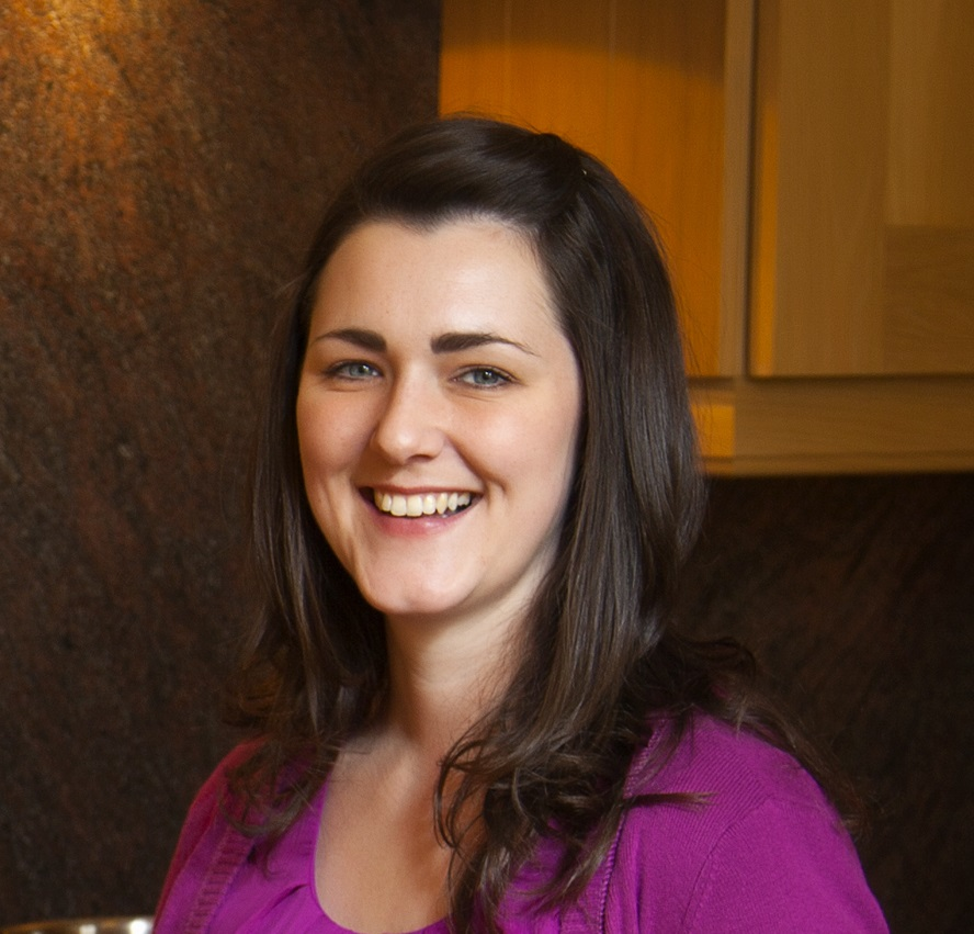 Nicola Smyth, Owner/Manager of Big Red Kitchen