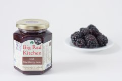 Big Red Kitchen Blackberry Jam