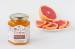 Big Red Kitchen Pink Grapefruit Marmalade