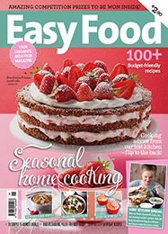 Easy Food Magazine May 2014