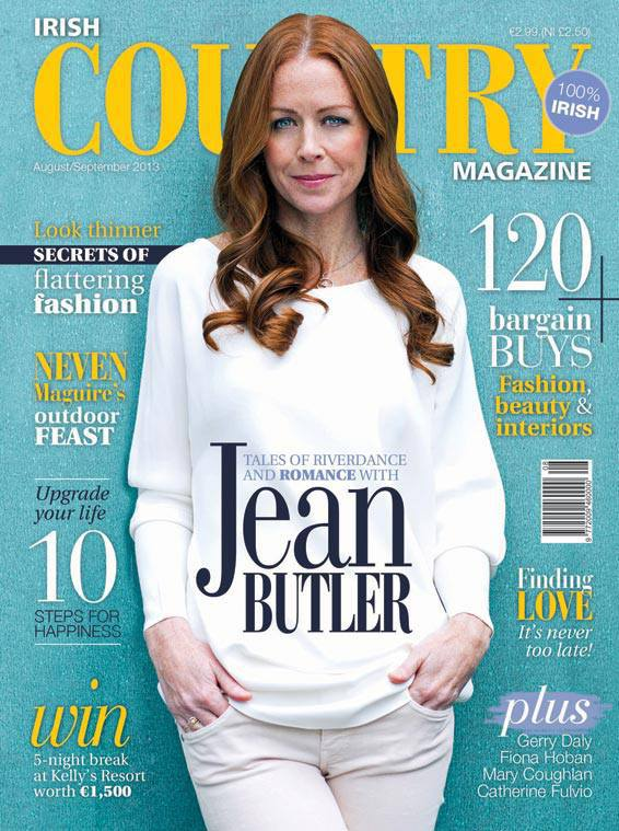 Irish Country Magazine August/September Cover