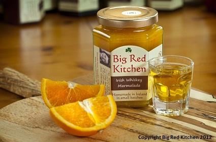 Homemade artisan Irish Whiskey Marmalade