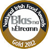 Raspberry Dessert Sauce - winner of Gold medal at Blas na hEireann 2012