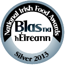 Winner of Blas na hEireann 2013 Silver award