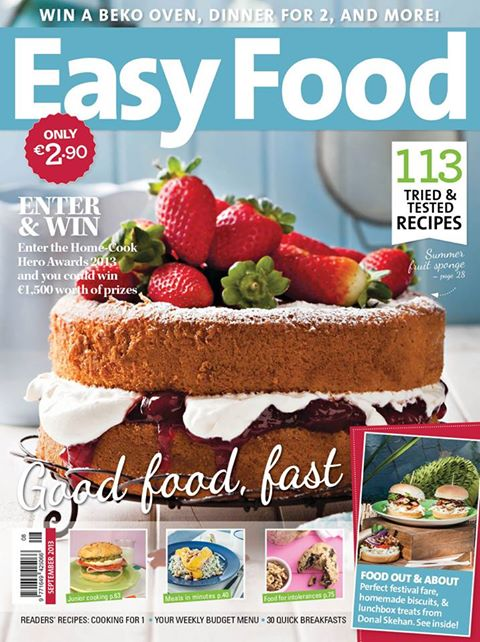 EasyFood September Edition