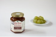 Irish homemade artisan Gooseberry Jam