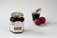 Irish homemade artisan Spiced Plum & Port Jam