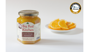 Irish homemade award-winning artisan Sweet Orange Marmalade